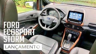 Ford EcoSport Storm - Lançamento