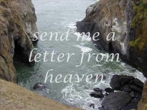 Letter From Heaven by Tim Shetler  ( Original Song ) Video