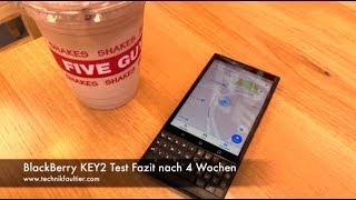 BlackBerry KEY2 Test Fazit nach 4 Wochen