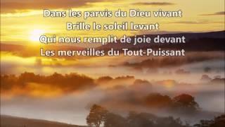 Gael Music   Dans Les Parvis (avec Paroles)