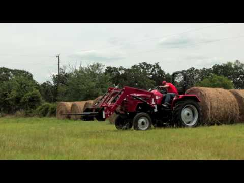 2019 Mahindra 4550 4WD in Bandera, Texas - Video 1