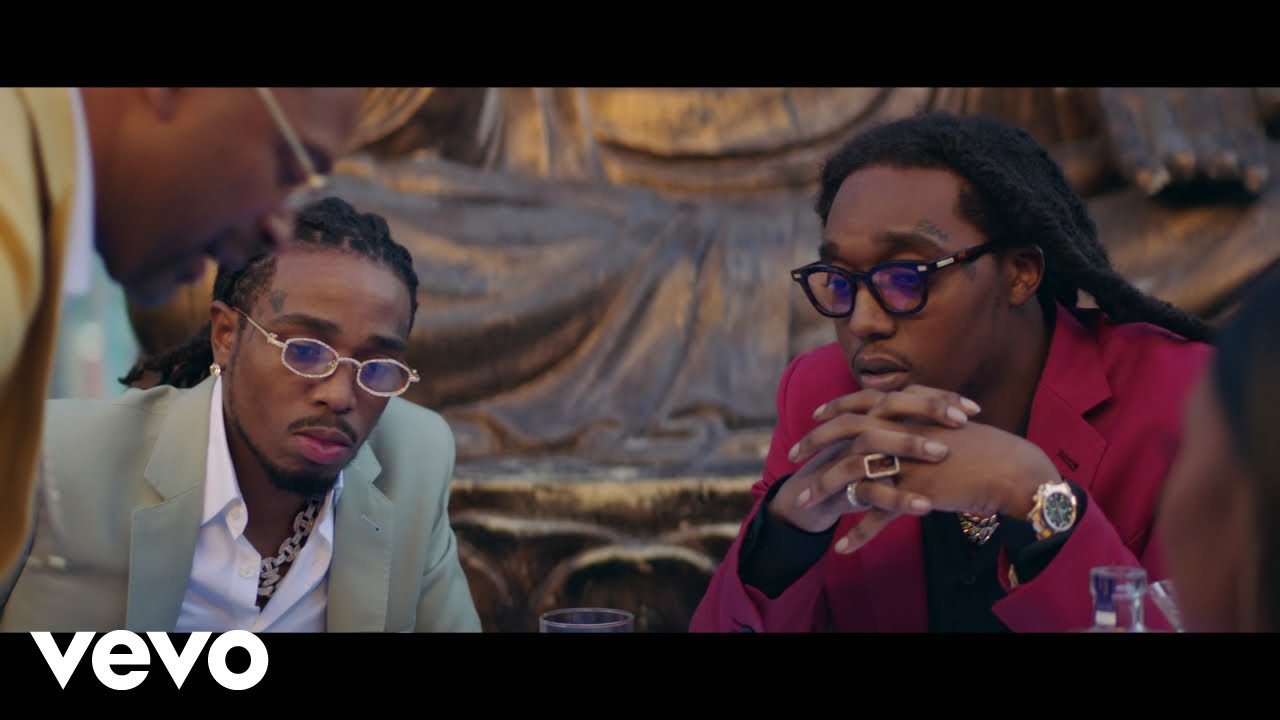 Quality Control, Migos — Frosted Flakes