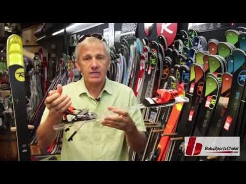 Rossignol FKS 120 vs FKS 140 Ski Bindings Comparison