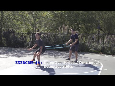 Defensive Series - Continual Defensive Slides