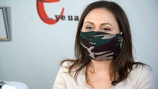 Як пошити захисну маску для обличчя вдома (ВІДЕО)