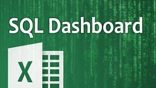 Excel Hacks - SQL Dashboard