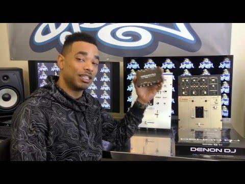 Denon DJ DS1 Serato DJ USB Soundcard Review