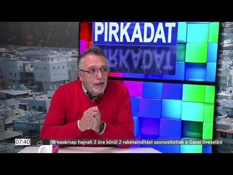 PIRKADAT Breuer Péterrel: Heisler András