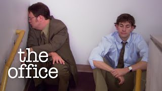 Jim & Dwight Have a Heart to Heart - The Office US