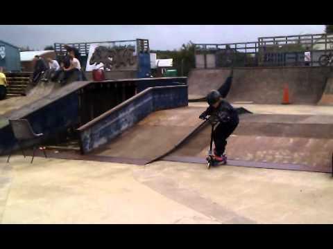 Driffield skate park elliot Dan