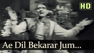 Ae Dil Bekarar Jum - Shahjehan Songs - KL Saigal   - YouTube