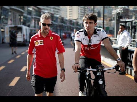 Vettel muda discurso e já parece aceitar talentoso Leclerc | GP às 10