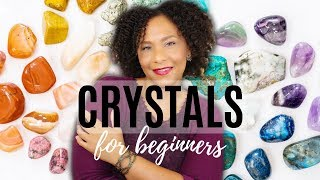💎Crystals 101💎 How to Clear, Charge, Bless, and Work with Crystals for Beginners!