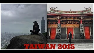 TAIWAN TRAVEL VLOG: Taipei X Hualien City // CHELSSOLOGY