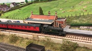 ExpoEM Model Railway Exhibition And Show   Spring 2018 Bracknell   20th May 2018