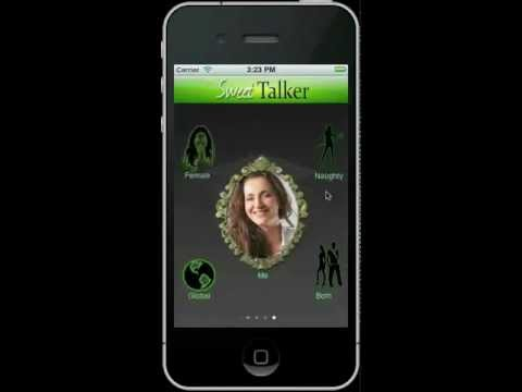 Video of Sweet Talker - Mirror mirror..