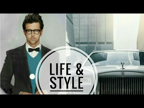 Hrithik Roshan Luxurious Life & Style || car || Home || Family || Income || Filmography