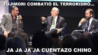 FUJIMORI Y MONTESINOS, TRAFICABAN DE ARMAS PARA LA GUERRILA COLOMBIANA