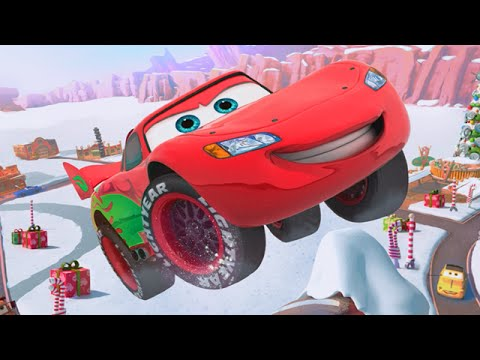 Disney Pixar Cars Fast As Lightning McQueen: Unlock The King Of Racing Lightning McQueen