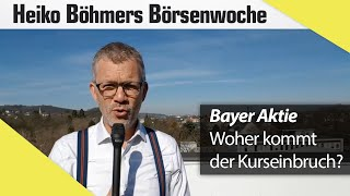 Was ist bei Bayer los?