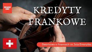 MÓJ SUBSKRYBOWANY KANAŁ – Kredyty frankowe: Palma vs Jola emerytka vs wroclawski dworek
