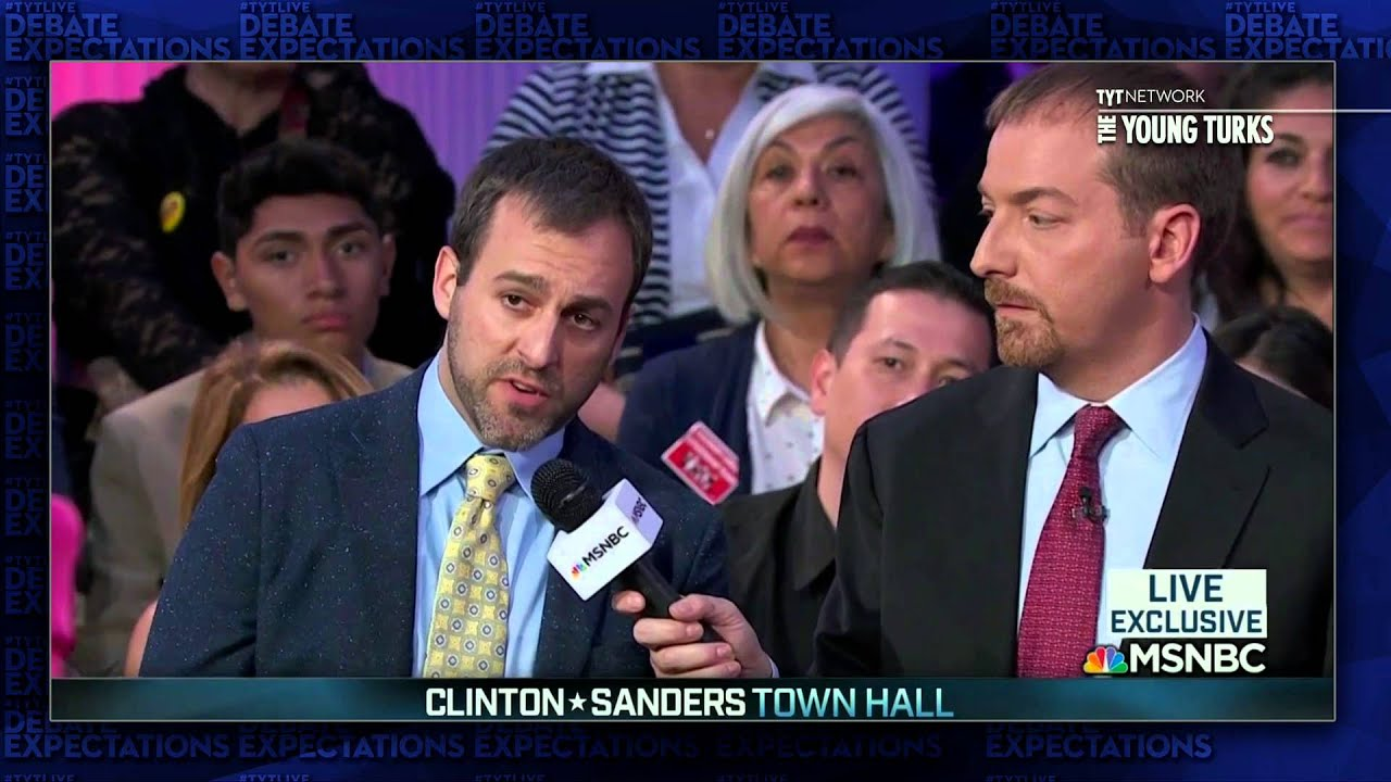 MSNBC Nevada Democratic Town Hall: The Worst Line Was… thumbnail
