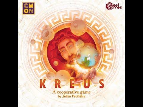 Kreus - A Forensic Gameology Review