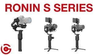 DJI RONIN-S vs RONIN-SC vs RONIN-SC PRO COMBO: Which one should you buy?