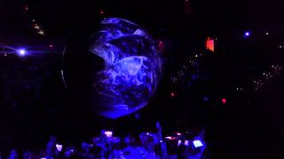 EARTH: Sufjan Stevens Planetarium at Walt Disney Concert Hall April 22, 2013