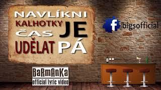 Video Big S - Barmanka (OFFICIAL LYRIC VIDEO)