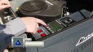 Бензиновый генератор Matari MAV 10000SE-3 от компании ПКФ «Электромотор» - видео