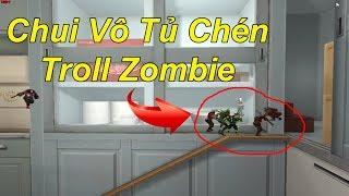 Chui Vào Tủ Chén, Đĩa Map Nhà Bếp Troll Zombie Hài Nhất CFVN | TQ97