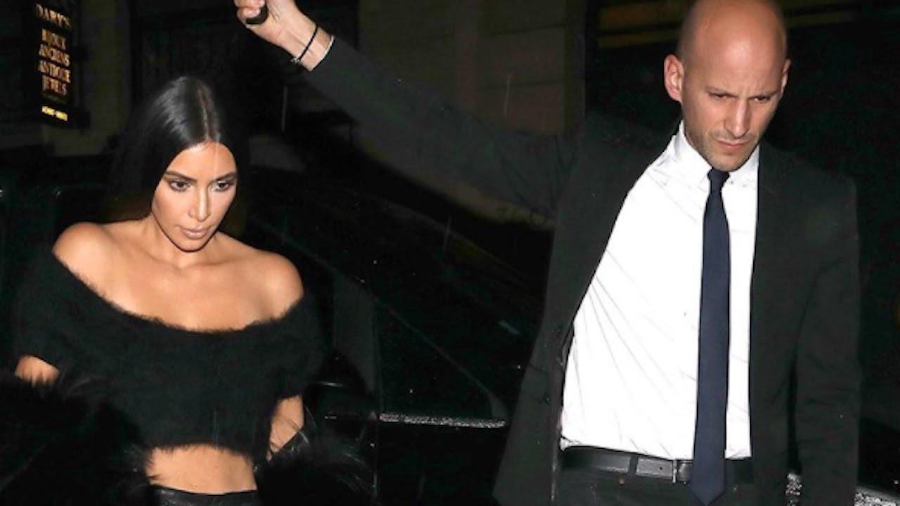 Kim Kardashian's Limo Driver Arrested thumbnail