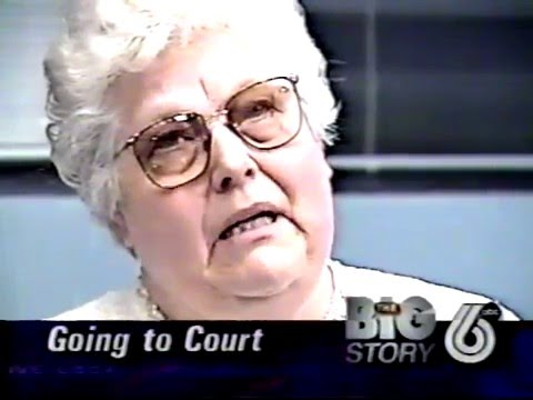Wishard Hospital's Krannet Institute Being Sued - WRTV-6 News - January 21, 1997 Video Image