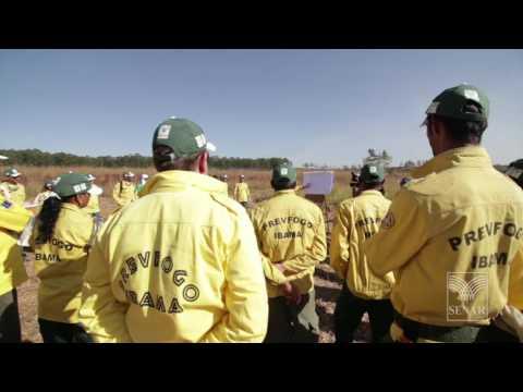 SENAR ensina técnicas de prevenção e combate ao fogo na agricultura