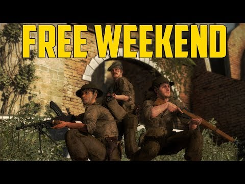 Day of Infamy - Free Weekend