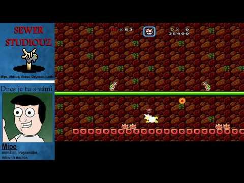Super Mario Bros. X (Voxovy levely): Voxus je sadista