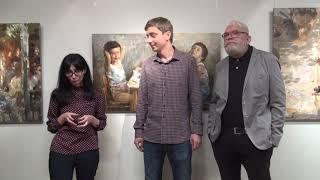Галерея 14/45. Выставка Константина Лупанова «Я тебя вижу»