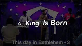 A King is Born - Christmas Carol song - English