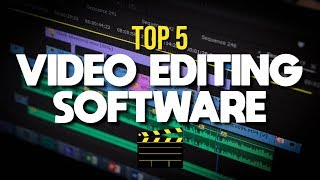 Gambar cover Top 5 Best Video Editing Software (2018)