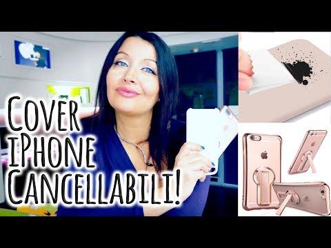Le mie Cover preferite per iPhone: cancellabile e con stand da tavolo