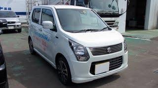 2013 SUZUKI WAGON R 20th Anniversary - Exterior & Interior