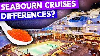 SEABOURN CRUISES : What Do They Do Differently To Other Cruise Lines?
