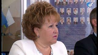 Секретарь новгородского областного отделения «Единой России» Елена Писарева сложила полномочия
