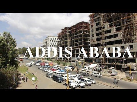 Ethiopian Capital City Addis Ababa Part