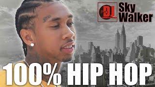 100% Hip Hop Rap Trap Mix 2019 | 2018 | Club Party Dance Black Music New Songs | DJ SkyWalker