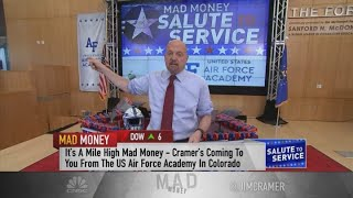 Two stocks Jim Cramer says you should add to your kid