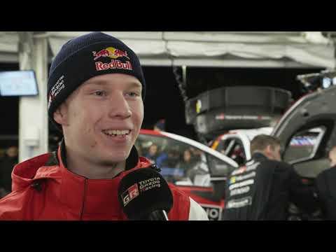 2020年WRC第1戦ラリーモンテカルロ ToyotaGazooRacing GRヤリス シェイクダウンハイライト動画