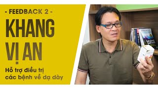 Feedback Khang Vị An 2
