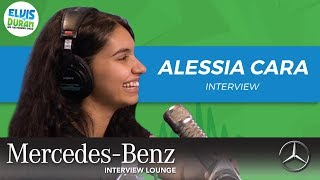 What It's Like to be Alessia Cara | Elvis Duran Show